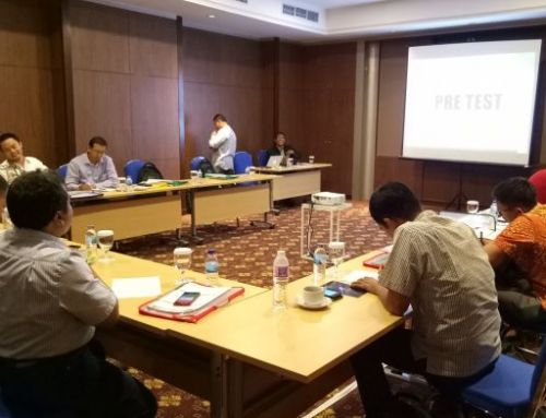 Pelatihan Social Return On Investment 2016