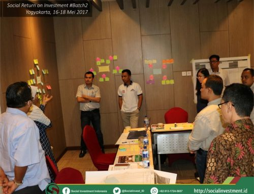 Hari-2 Pelaksanaan Social Return On Investment (SROI) #Batch2 di Yogyakarta