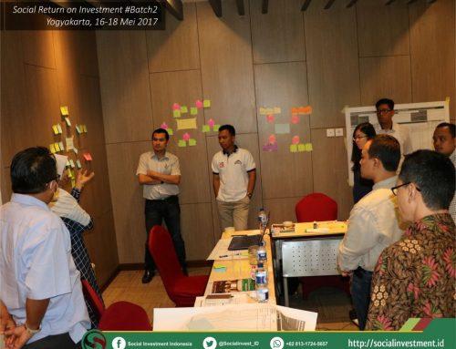 Hari-2 Pelaksanaan Social Return On Investment (SROI) #Batch2 di Yogyakarta