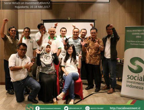 Hari-3 Pelaksanaan Social Return On Investment (SROI) #Batch2 di Yogyakarta