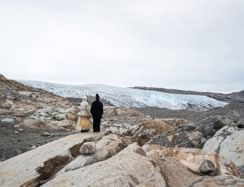 High Ice and Hard Truth: the Poets Taking on Climate Change