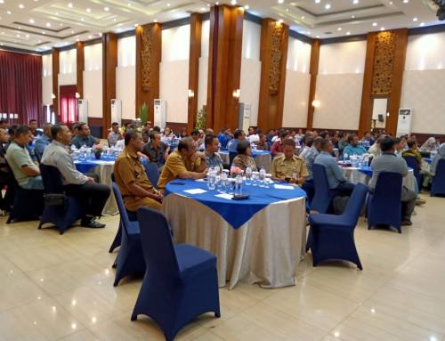 Pelaksanaan Bimbingan Teknis Penyusunan Rencana Induk Pengembangan dan Pemberdayaan Masyarakat di Kalsel