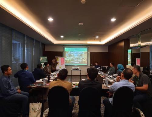 Pelaksanaan Training Social Assessment and Stakeholder Management for Strategic Social Investment #Batch3 (Hari ke-1)