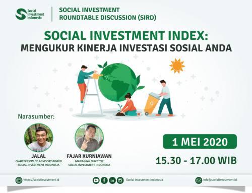 Materi Social Investment Index: Mengukur Kinerja Investasi Sosial Anda