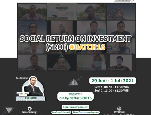 SOCIAL RETURN ON INVESTMENT (SROI) #BATCH16