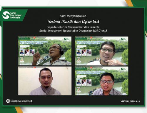 Materi Presentasi SIRD #18: Mangrove Restoration to Support Indonesia Low Carbon Development Initiative