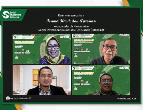 Materi Presentasi SIRD #21: Circular Economy. Solusi Keberlanjutan Bisnis dan Kelestarian Lingkungan